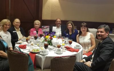 The 100 Club of San Antonio's Annual Heroes Luncheon and Program