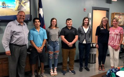 100 Club of Comal County Awards Scholarships
