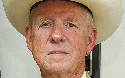 Sheriff Bob Holder